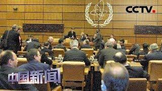 [中国新闻] 国际原子能机构召开理事会会议 中国理事张克俭:单边主义危机全球核安全   CCTV中文国际