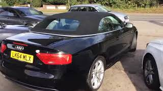 2014(64) Audi A5 S Line Special Edition
