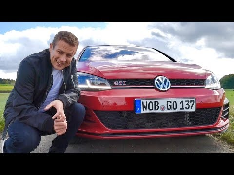 VW GOLF GTI Performance Facelift / Detail-Review und Fahrbericht / Fahr doch HD