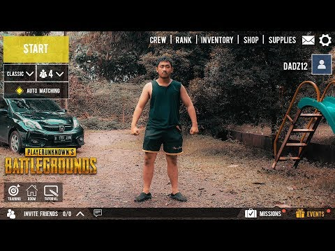 PUBG IN REAL LIFE 1  May i see