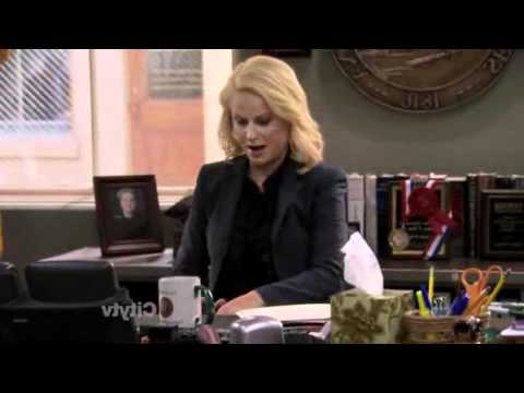 Parks and Recreation: Leslie hurts Tom
