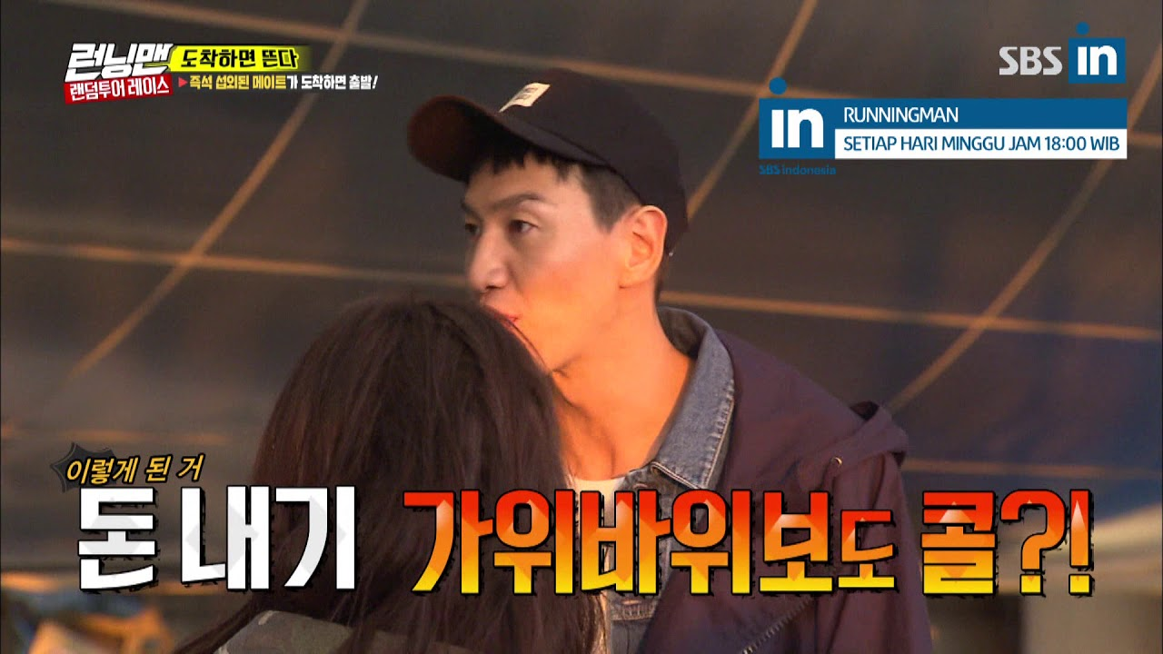 As always, Kwang Soo's team loses everything in Runningman Ep. 390 with EngSub