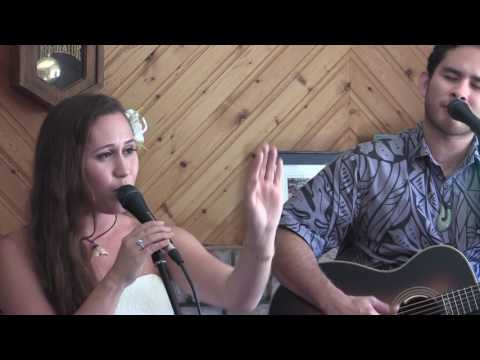"""""""Pua 'Olena"""", Performed By Nani Edgar And Danny Carvalho"""