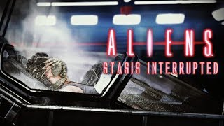 Aliens: Stasis Interrupted - Game Movie (Chronological Cut)