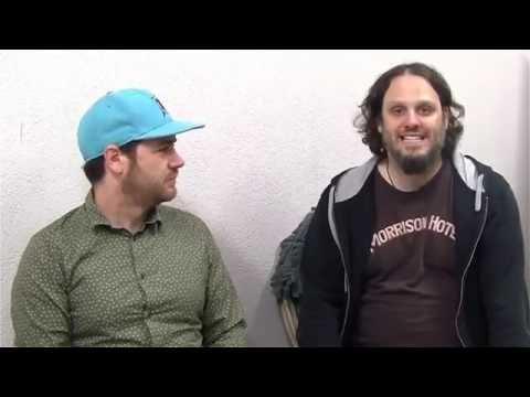 Interview des Cowboys Fringants