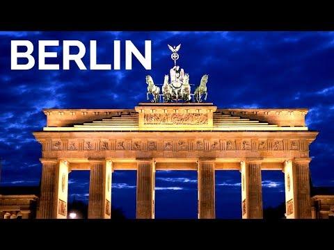 STREET ART BERLIN'S MURALS BY 4K DRONE