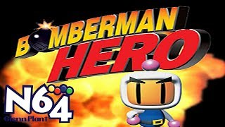 Bomberman Hero - Nintendo 64 Review - Ultra HDMI - HD