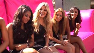 The Saturdays plan world domination