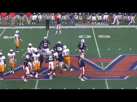 Wayne County War Eagles Vs. Oak Grove Warriors 2018