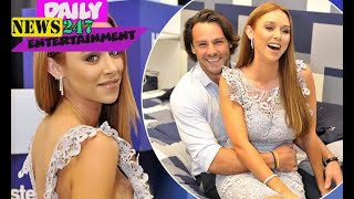 Una Healey and husband Ben Foden pack on the PDA