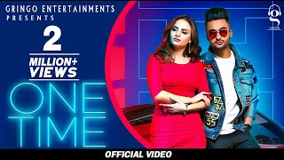 One Time | Official Video | Ravneet | The Kidd | Latest Punjabi Songs 2020 | Gringo Entertainments