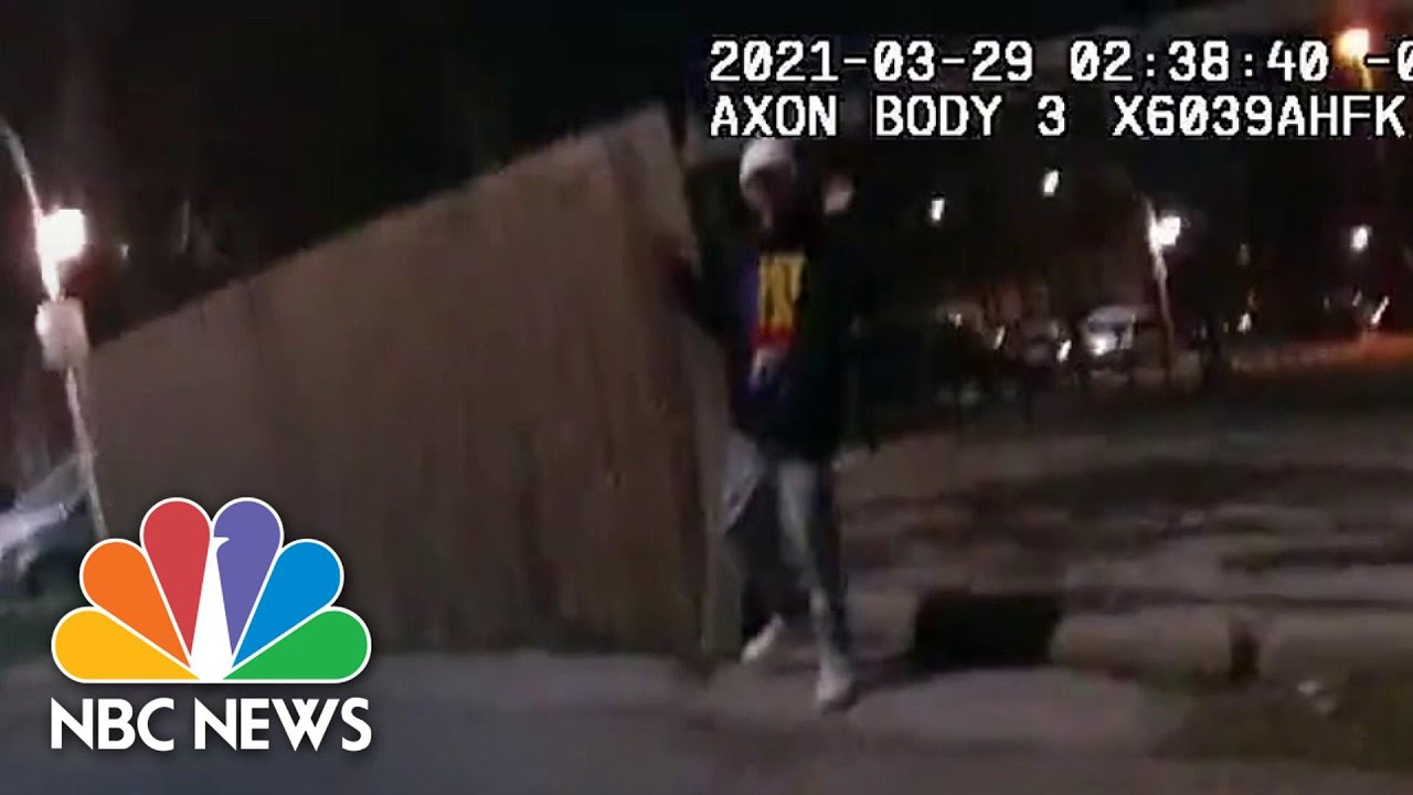 Adam Toledo: Body camera video in the fatal shooting of a 13-year ...