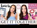 HOW TO FEEL YOUR BEST! WORKOUT, DAILY MOTIVATION, RECIPES, & MORE! | Alexandra Beuter
