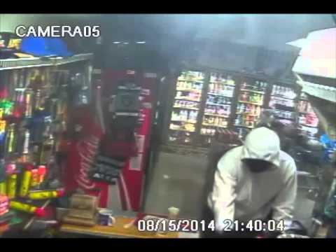 Salinas Convenience Store Shooting