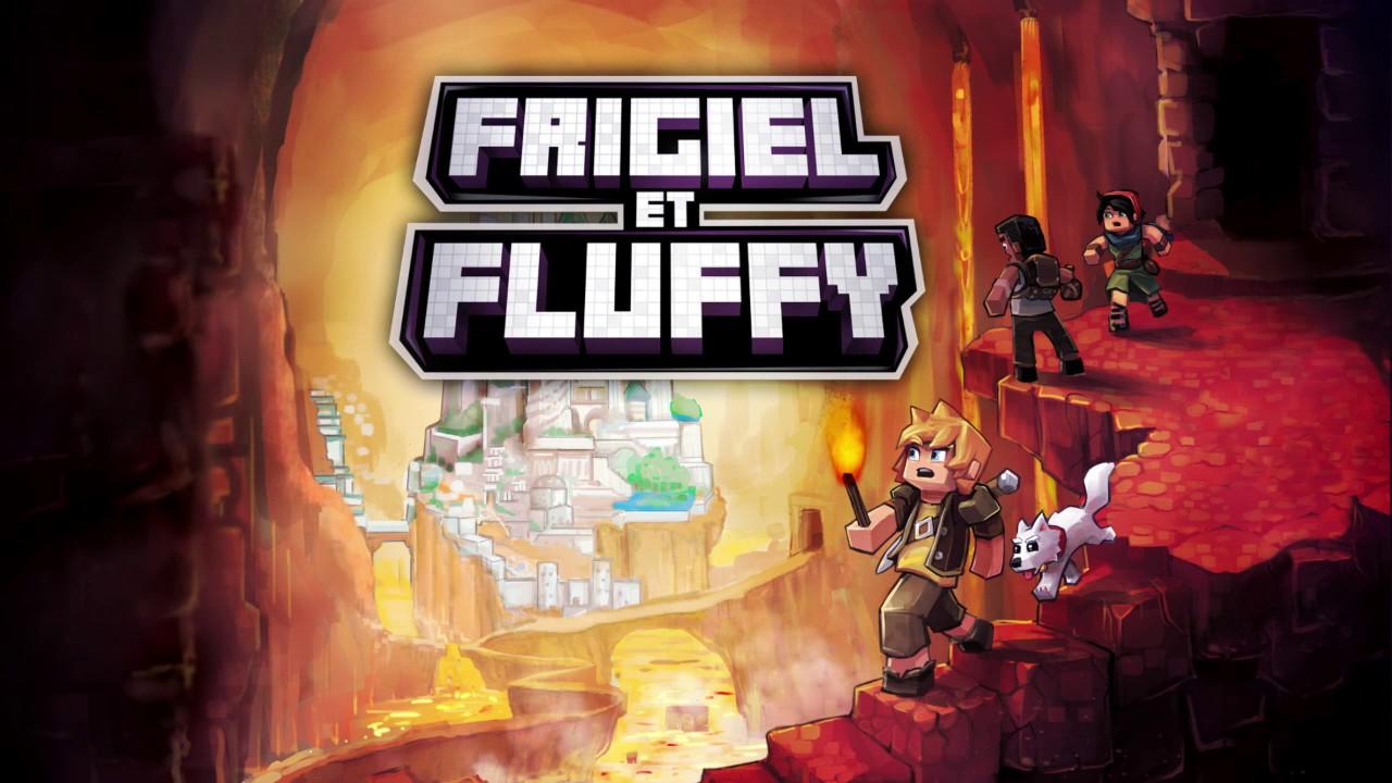 Frigiel Et Fluffy Tome 2 Bande Annonce