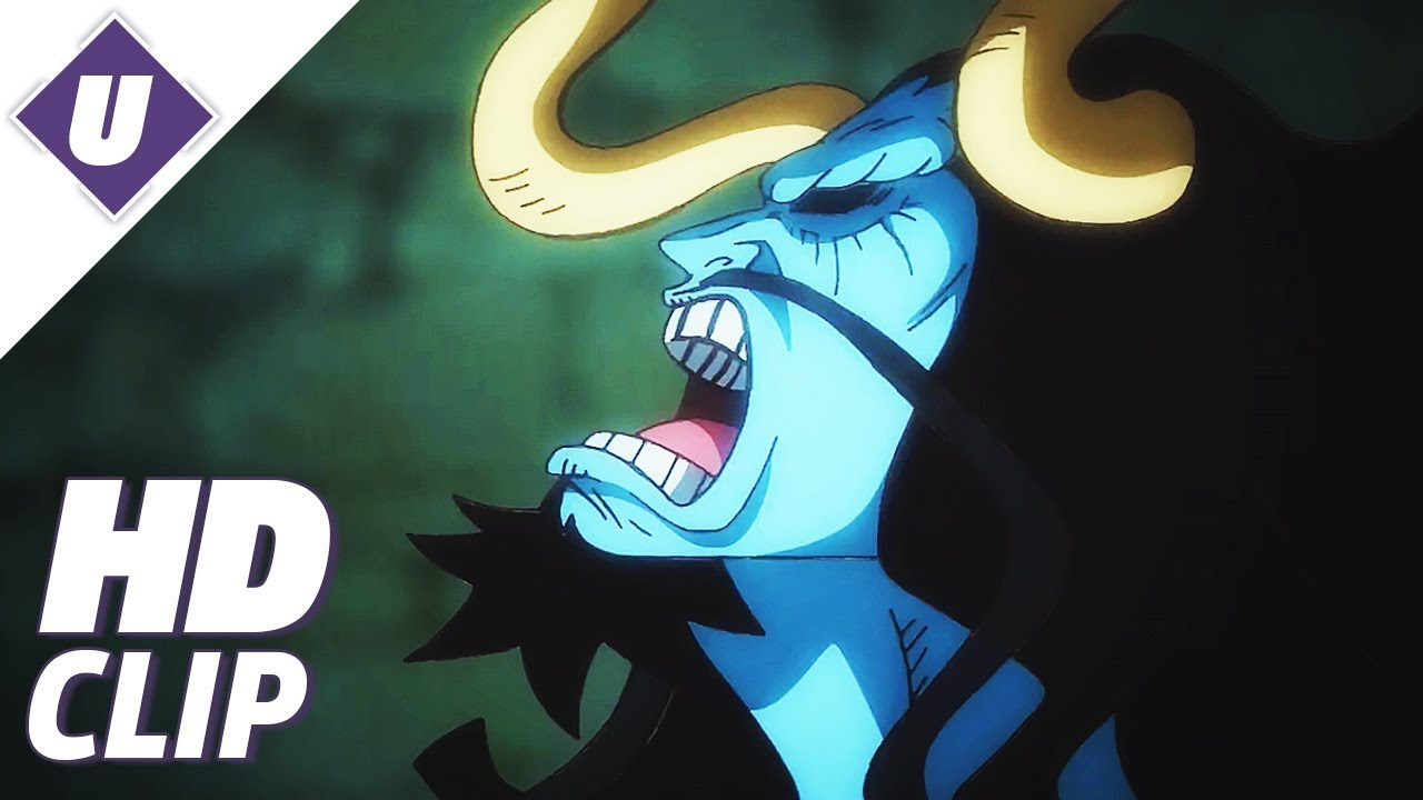 Download One Piece - Kaido Transforms   Official Clip   English Sub