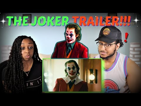 """""""JOKER"""" Final Trailer REACTION!!!"""