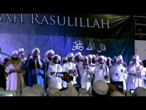 Lantunan Mahabbah Rasulillah 2012 - Madad Madad Ya Rasulullah