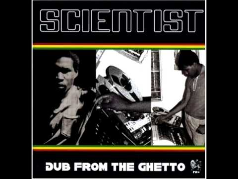 Scientist - Dub From The Guetto - Album