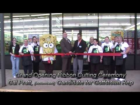 DOLLAR TREE Grand Opening in Goffstown, NH