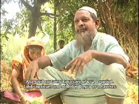 Farmer Ansar Ali cultivates foreign vegetables in Bogra