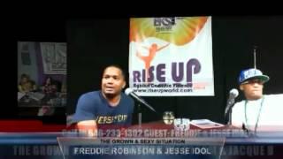 Freddie Robinson of VH1