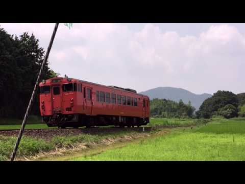 キハ40系首都圏色〜Japan National Railway Kiha47 series