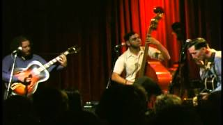 "Pokey LaFarge and The South City 3 ""Drinkin Whiskey Tonight"" @ Off Broadway STL 09/28/12"