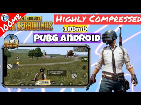pubg game android highly compressed