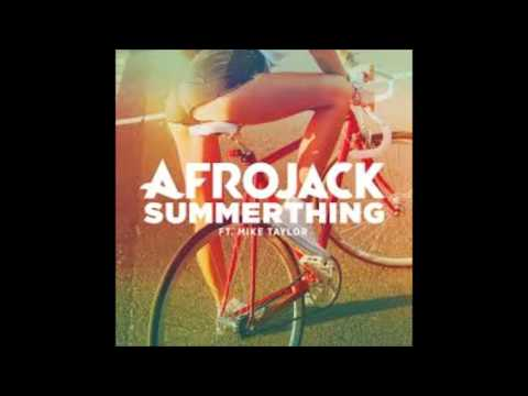 Afrojack Ft Mike Taylor - Summer Thing (Michael & Jones Bootleg)