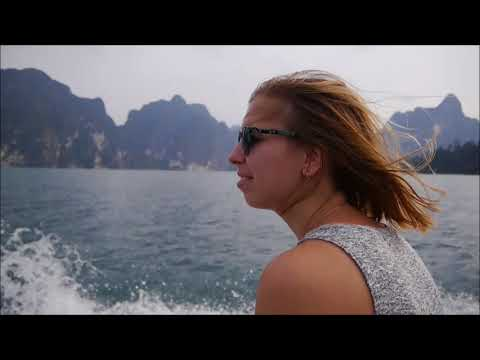Thailand 2016 Backpacking trip