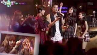 Video Blackpink helps Yonghwa and JYP at JYP's party people | 170813 download MP3, 3GP, MP4, WEBM, AVI, FLV Agustus 2017