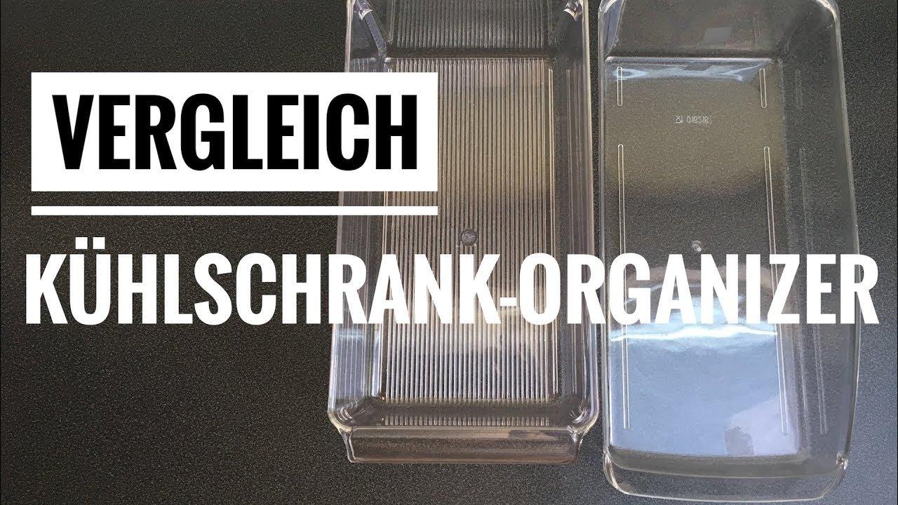 Kühlschrank Korb : Ordnung im kühlschrank vergleich von kühlschrank organizern youtube