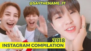 Download Lagu [2018]  SEVENTEEN INSTAGRAM COMPILATION 1