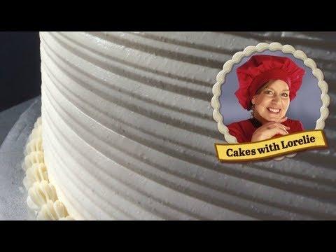 Cake Comb Tutorial 💐 Simply Beautiful 🍰 Cakes With Lorelie
