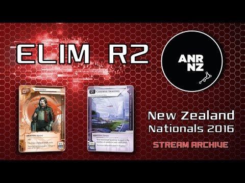 New Zealand Netrunner Nationals 2016 - ELIM R2