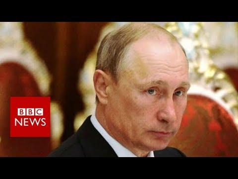 Oliver Stone talks about his Vladimir Putin documentary - BBC News
