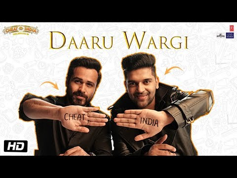 Daaru Wargi Video | WHY CHEAT INDIA | Emraan Hashmi |Guru Randhawa | Shreya Dhanwanthary | T-Series