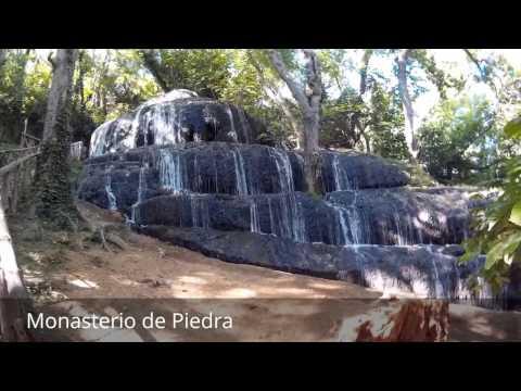 Places to see in ( Zaragoza - Spain ) Monasterio de Piedra