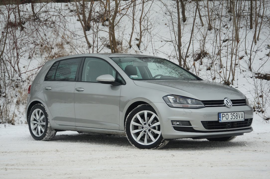 volkswagen golf vii 2 0 tdi test youtube