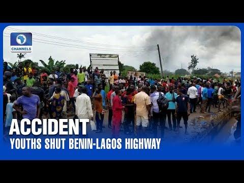 Four Killed As Car Rams Into Pedestrians In Benin City