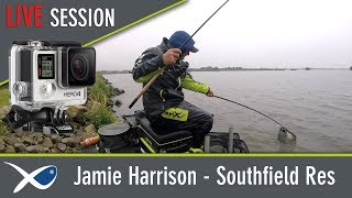 *** Coarse & Match Fishing TV *** LIVE Session Jamie Harrison - Southfield Res