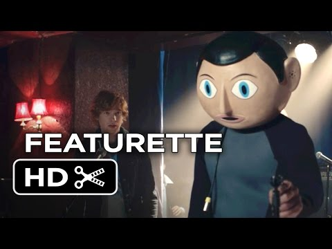 Frank Featurette - The Characters (2014) - Michael Fassbender, Domhnall Gleeson Movie HD