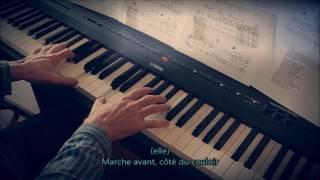 Puisque vous partez en voyage (F.Hardy/J. Dutronc). Piano et arrangements: André Caron
