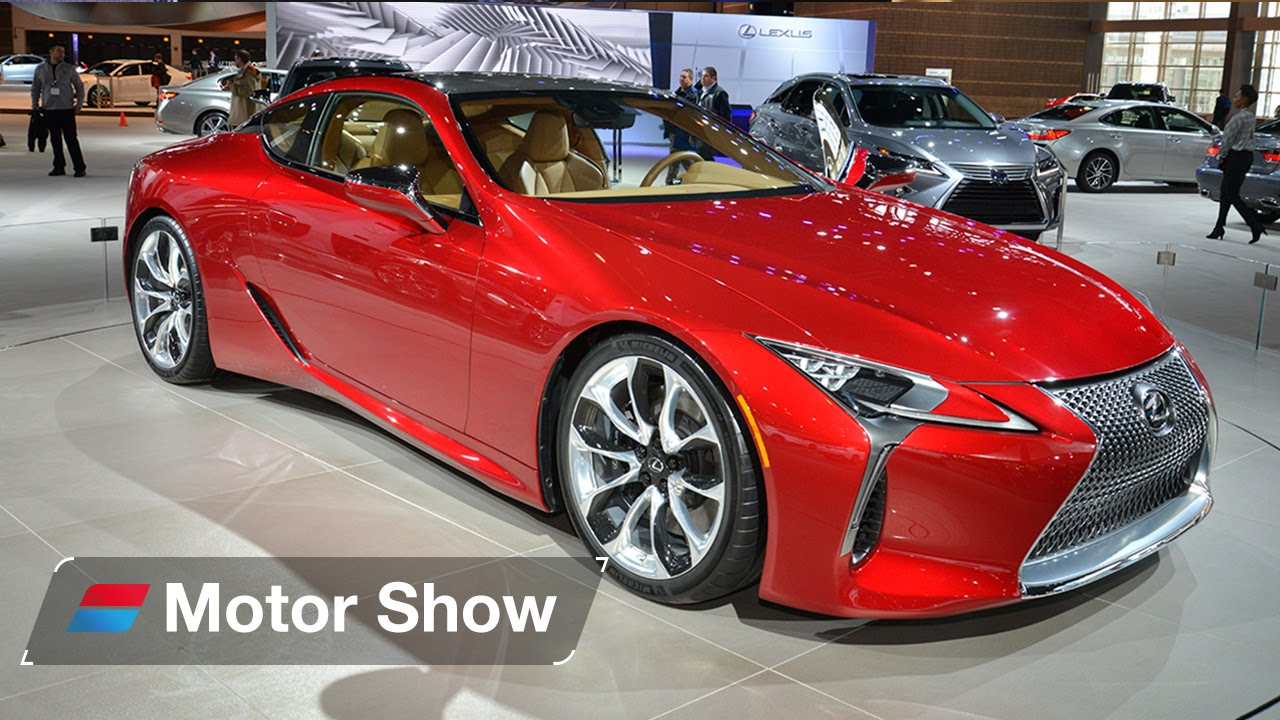 Top 5 cars | 2016 Chicago Motor Show – Bigger is Better - YouTube
