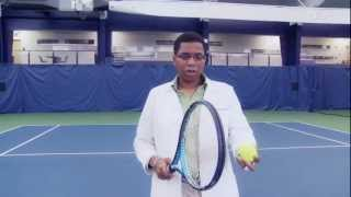 Science Xplained: Topspin Doctor: How Physics Serves Tennis