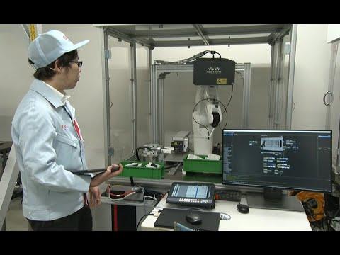 ロボットコントローラにロボット設備のソフトウェアを集約!One PC 統合制御