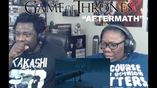 Game of Thrones | Season 8 Official Tease: Aftermath {REACTION!!}