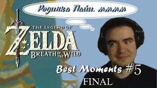 Родинка Пайи! #5 FINAL ● [The Legend of Zelda: BotW] ● BlackSilverUfa