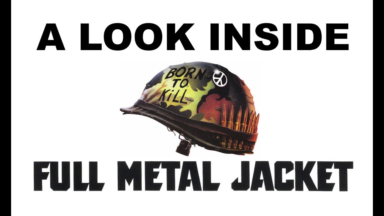 an analysis of the role of women in the battlefield in full metal jacket by stanley kubrick The women of full metal jacketin stanley kubrick's full metal jacket, it is difficult to determine the role that women play simply because of the glaring lack of female characters.